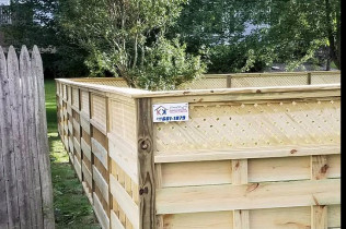 Contact a Fence contractor in syracuse ny