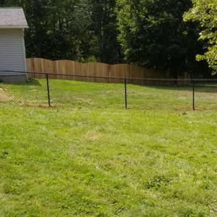 chain fencing for backyard syracuse, ny