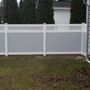 custom vinyl fencing Westvale, New York.