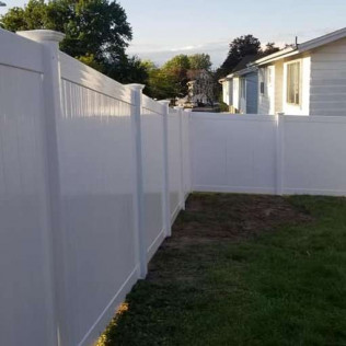 privacy vinyl fencing upstate new york