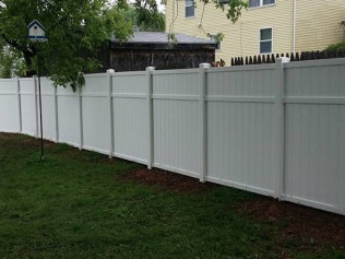Residential Fencing Syracuse Utica Rome Ny Double K